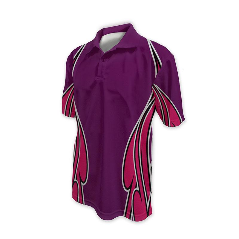 Race Crew Polo Shirt Design 1