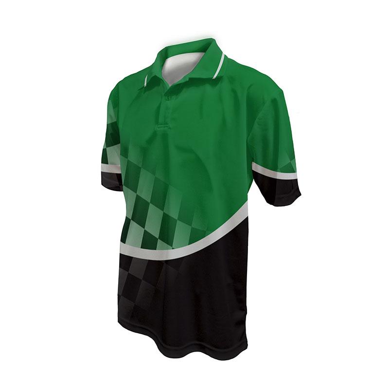 Race Crew Polo Shirt Design 15