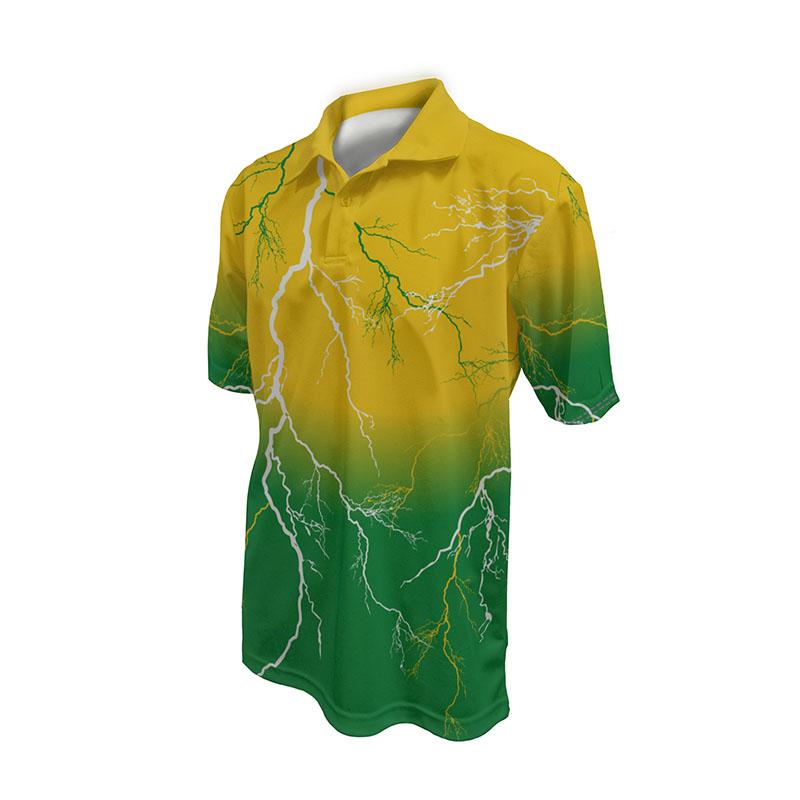 Race Crew Polo Shirt Design 19