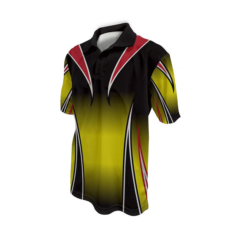 Race Crew Polo Shirt Design 20
