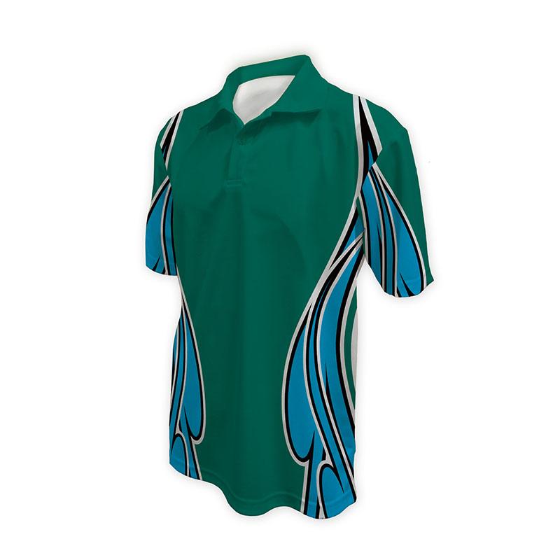 Race Crew Polo Shirt Design 21