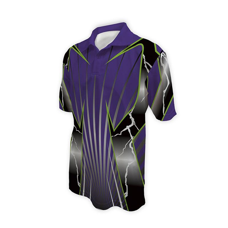 Race Crew Polo Shirt Design 22