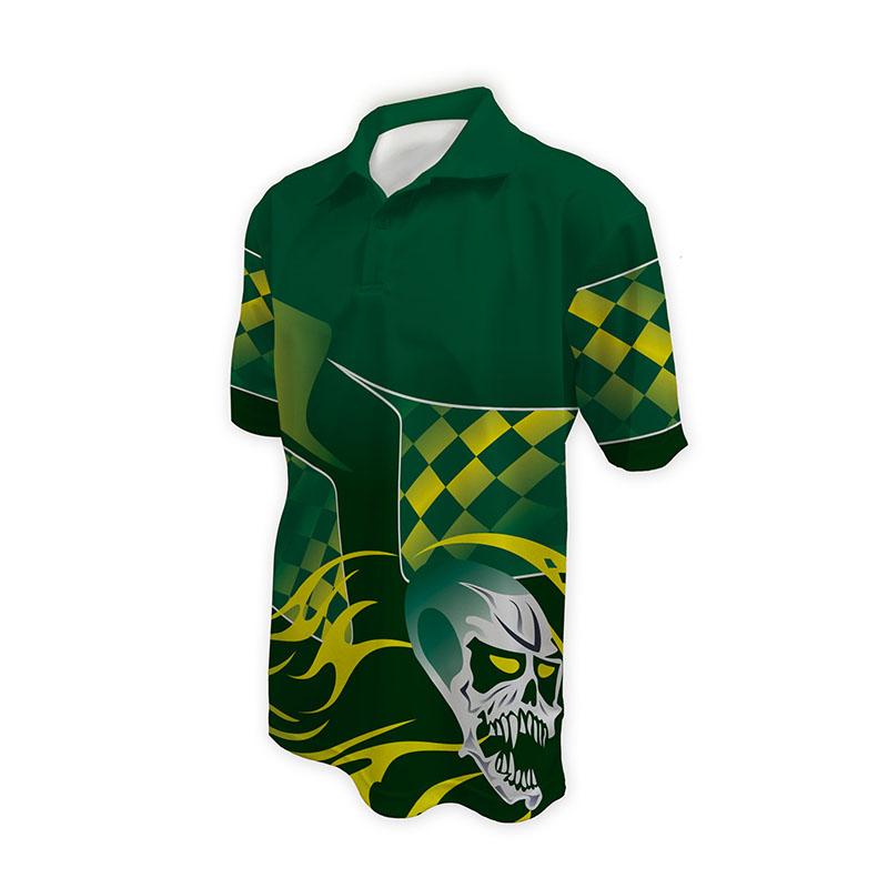 Race Crew Polo Shirt Design 24
