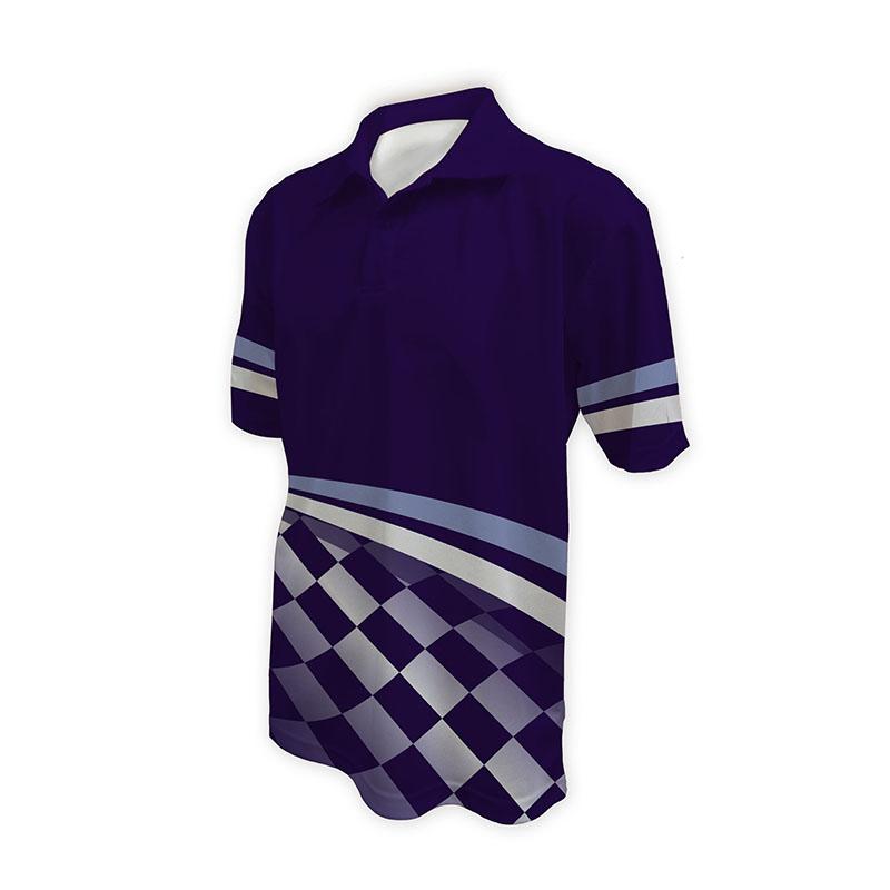 Race Crew Polo Shirt Design 25