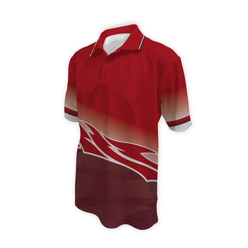 Race Crew Polo Shirt Design 28