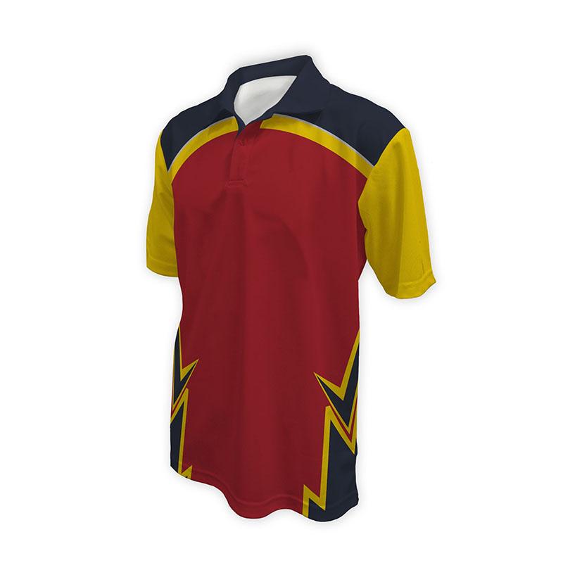 Race Crew Polo Shirt Design 31