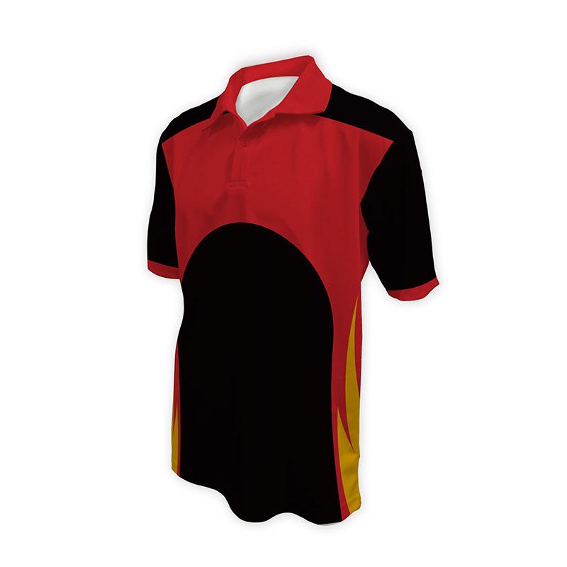Race Crew Polo Shirt Design 32