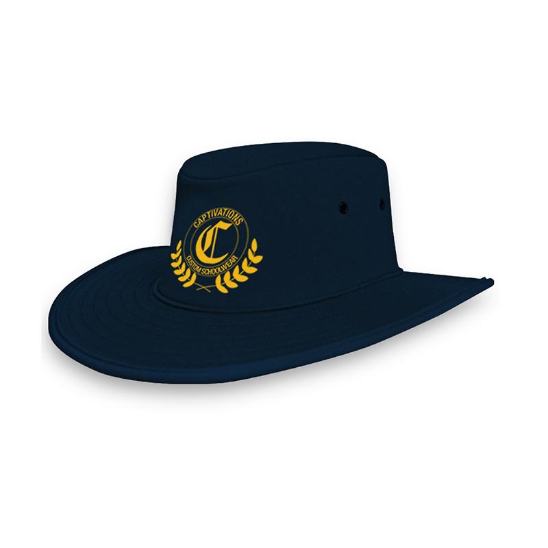 School Foam Hat_Navy