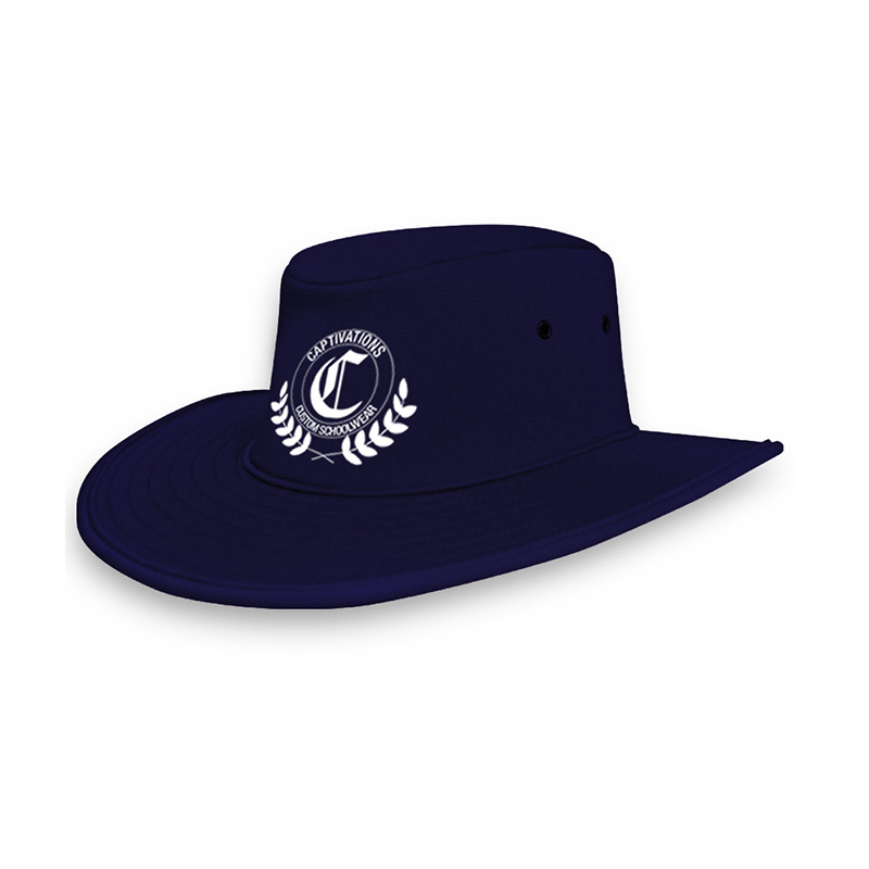 School Foam Hat_Purple