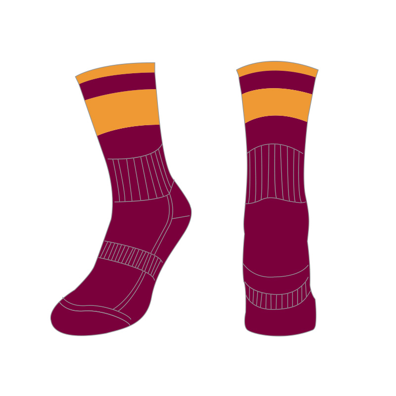 Sports Socks- Design 10