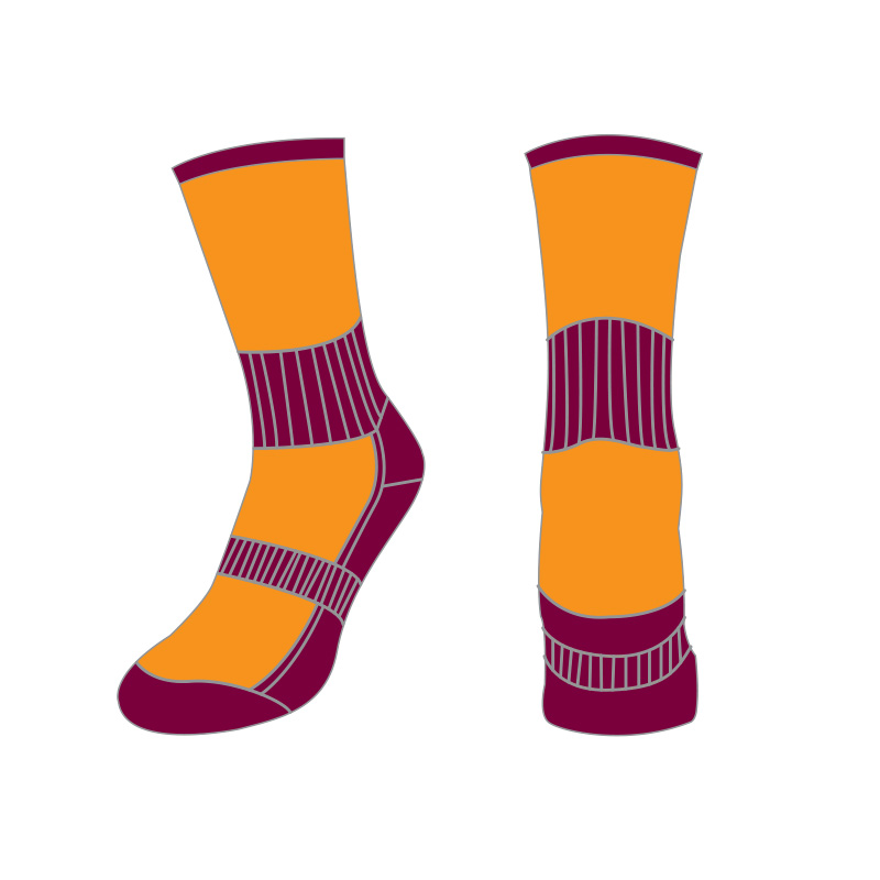 Sports Socks- Design 2