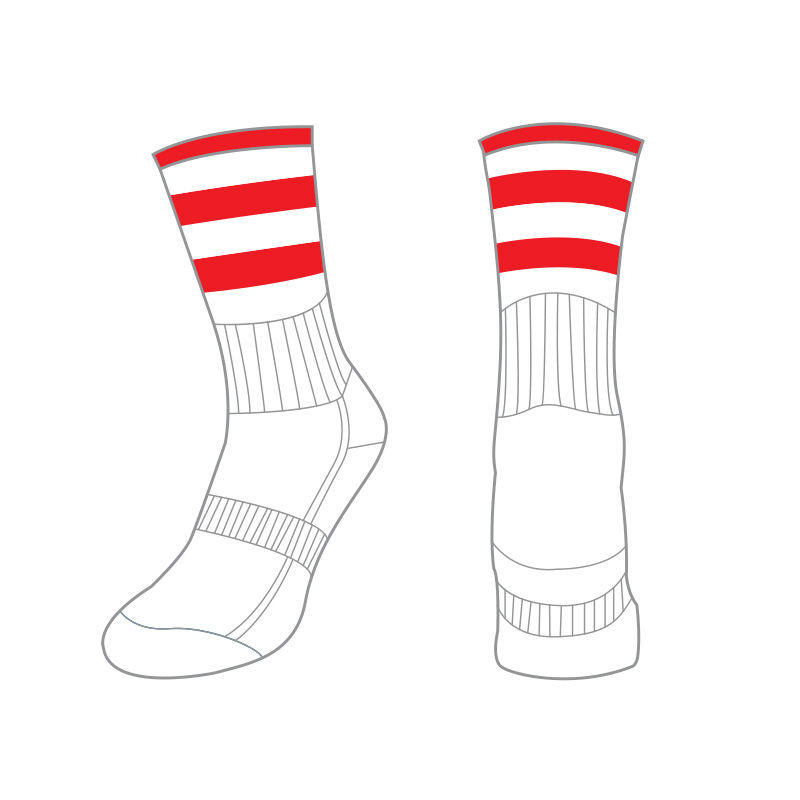 Sports Socks- Design 7