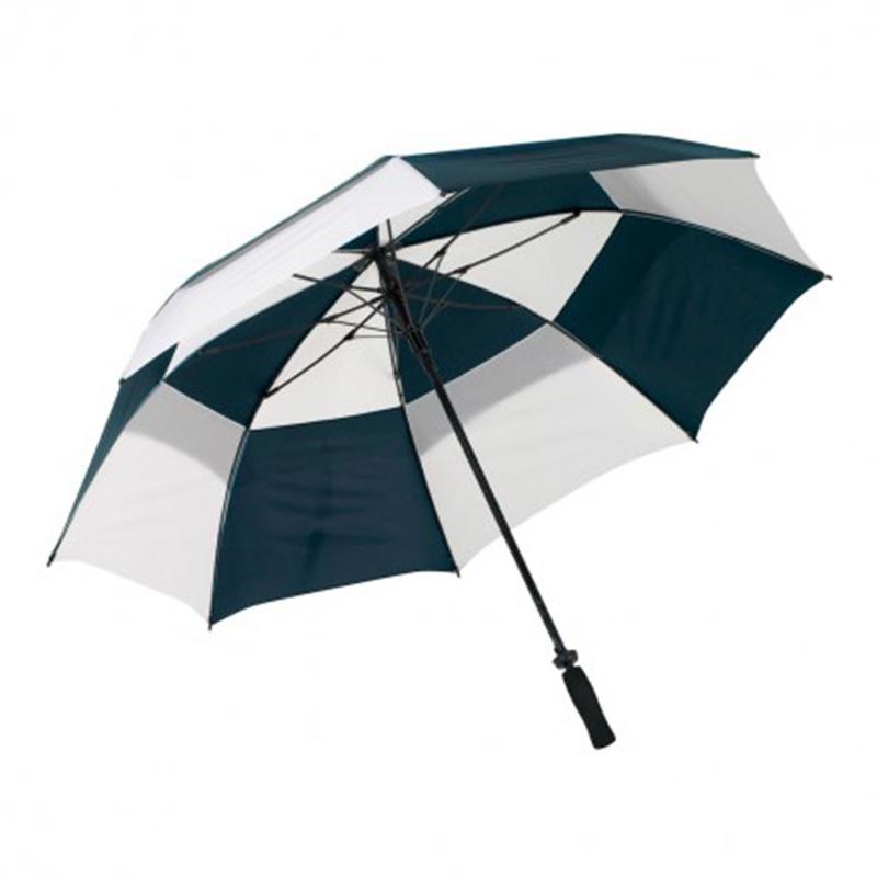Supreme Umbrella - Navy & White