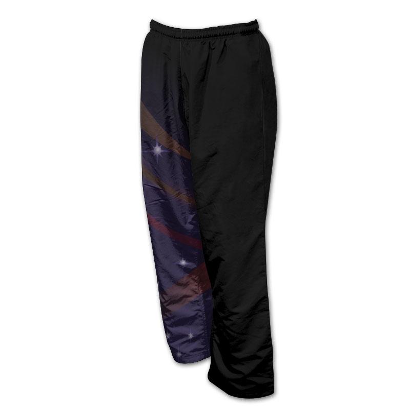 Unisex Gymnastics Microfibre Track Pants - Without Zips- Design 2 800x800 (2)