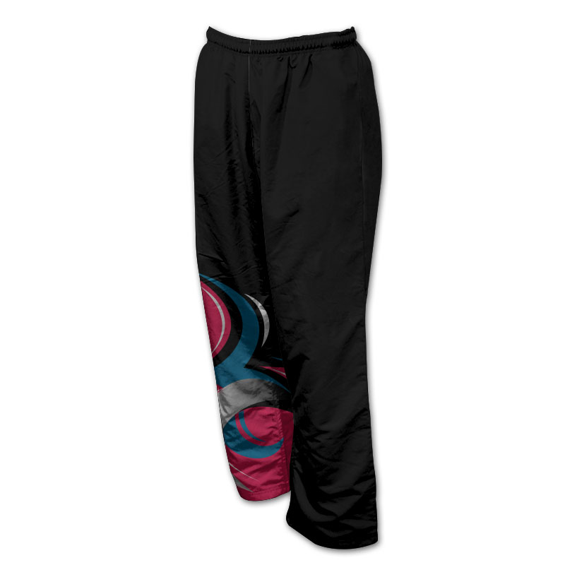 Unisex Gymnastics Microfibre Track Pants - Without Zips 016