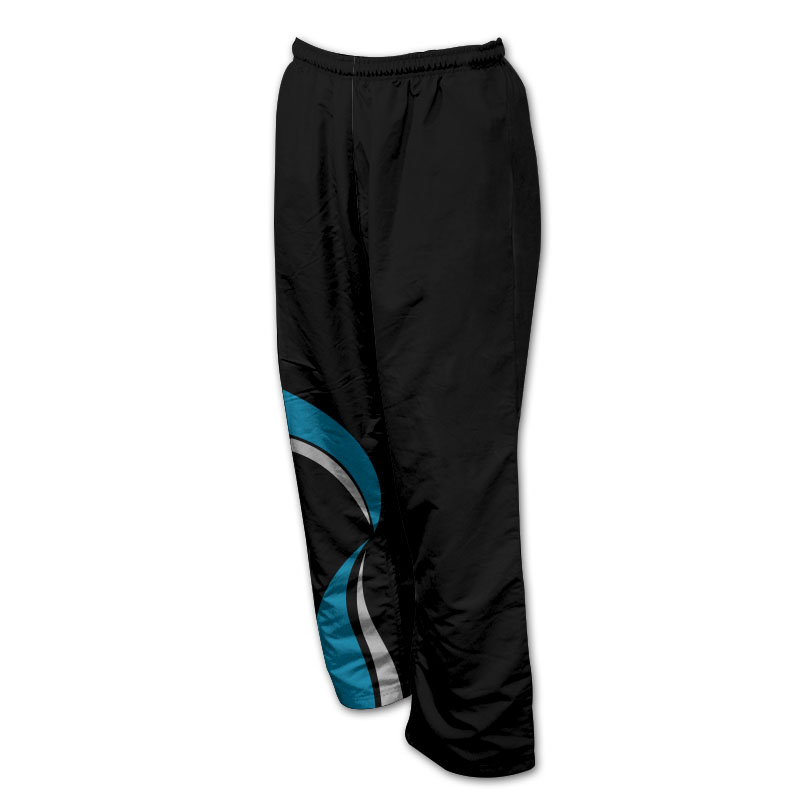 Unisex Gymnastics Microfibre Track Pants - Without Zips 015