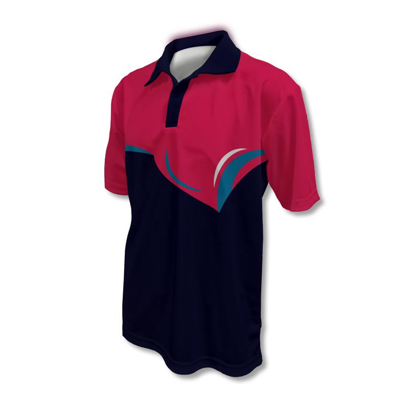Unisex Gymnastics Polo 016