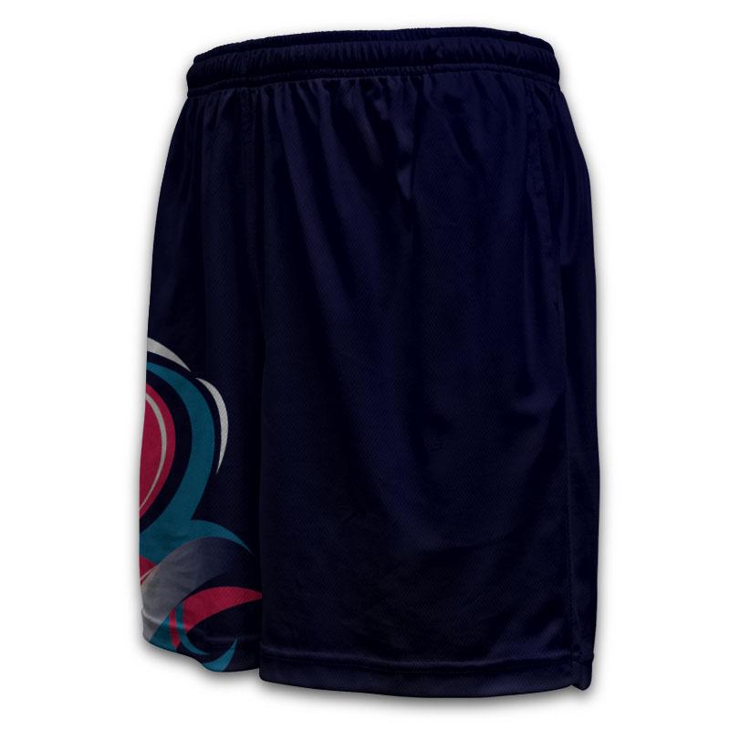 Unisex Leisure Gymnastics Shorts 016