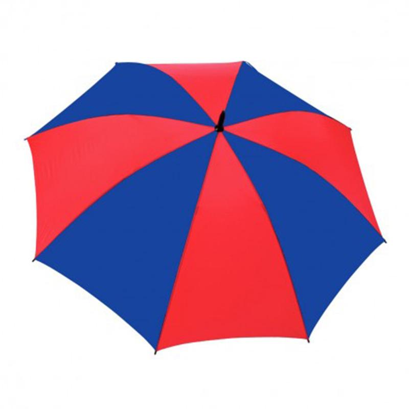 Virgina Umbrella - Blue & Red