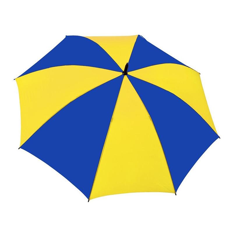 Virgina Umbrella - Blue & Yellow