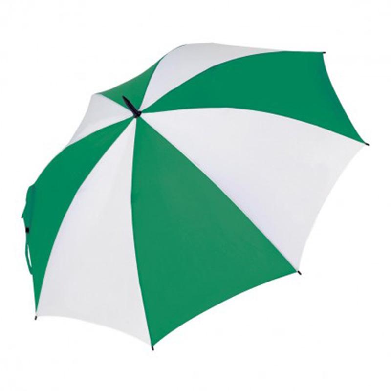 Virgina Umbrella - Green & White