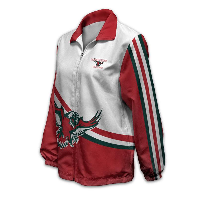 Custom Netball Team Jacket