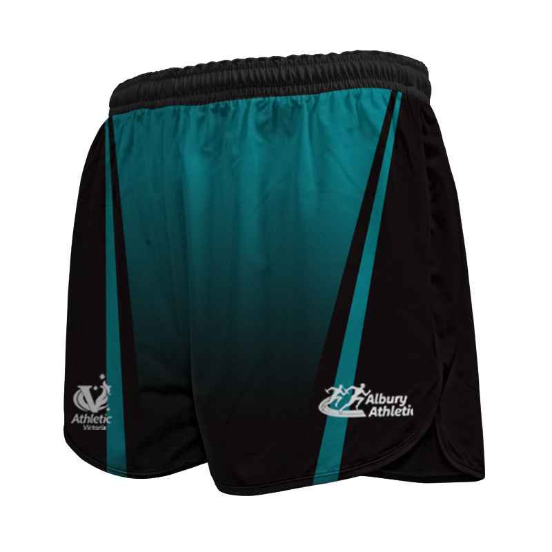 CP0257_ Unisex Running Shorts_ 3D Mockup_Athletic design 3_ 800x800