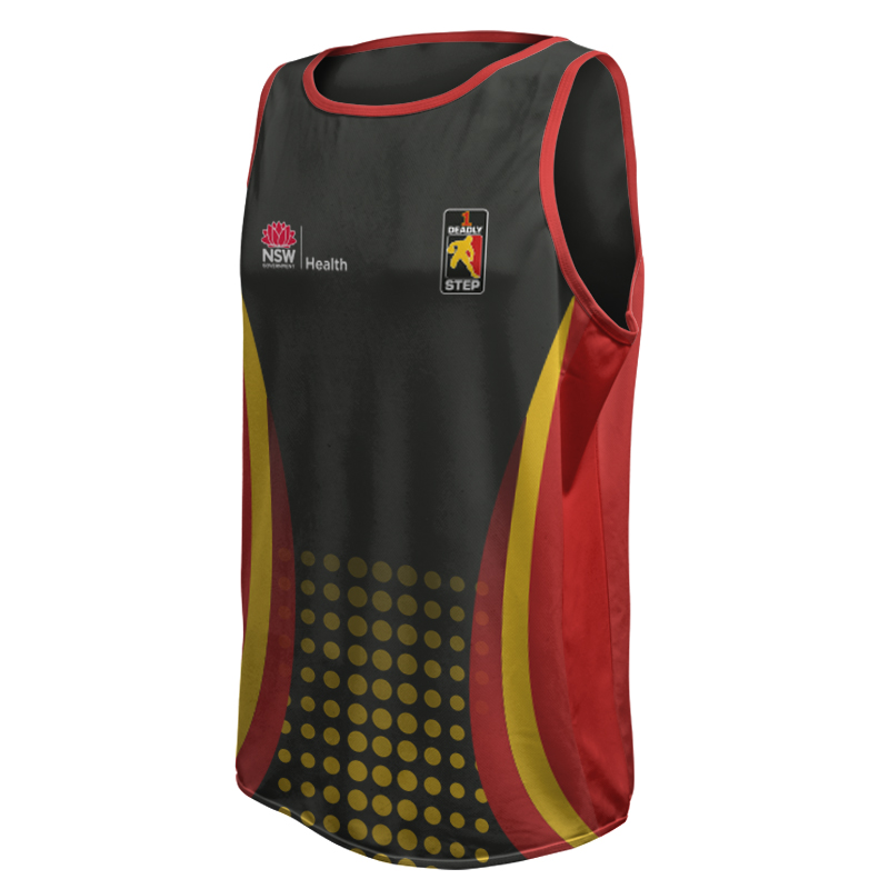 Indigenous AFL Guernsey - Design 4