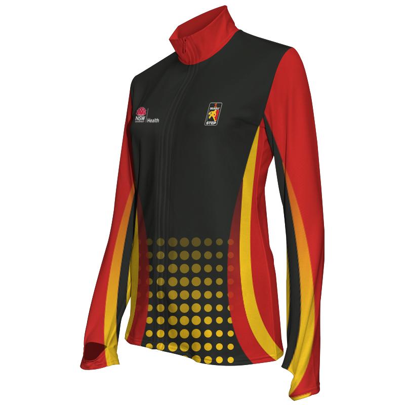 Indigenous Activewear Jacket - Design 4