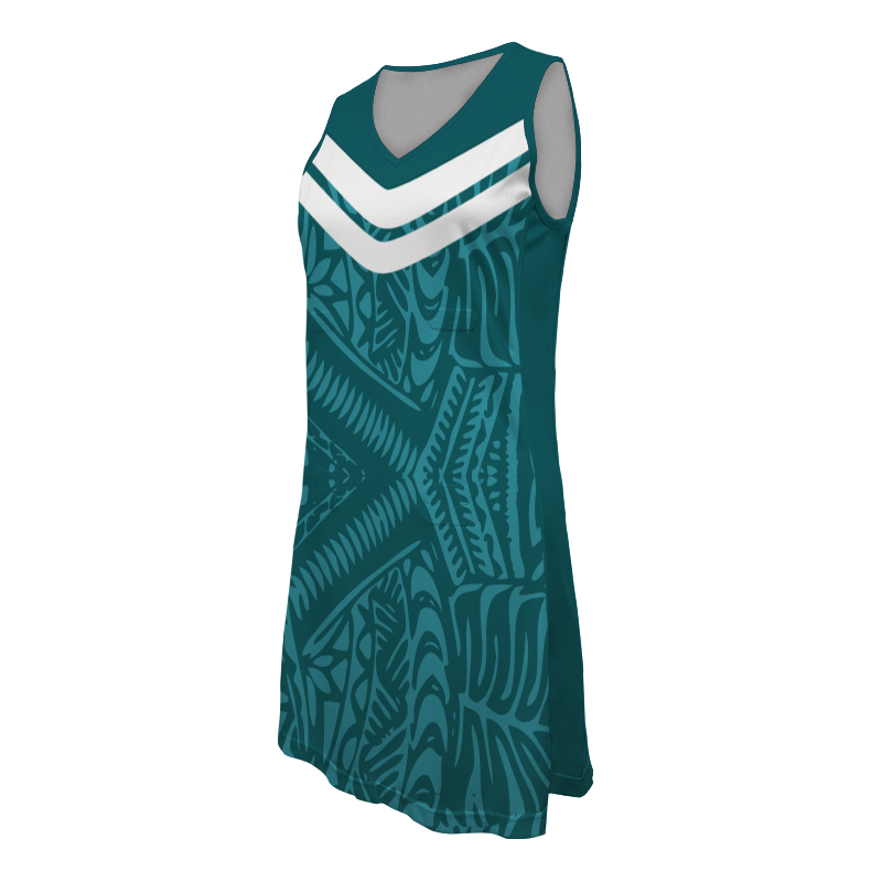 3a5a3bfb4c0 Indigenous Netball Dress - Red Oak Teamwear
