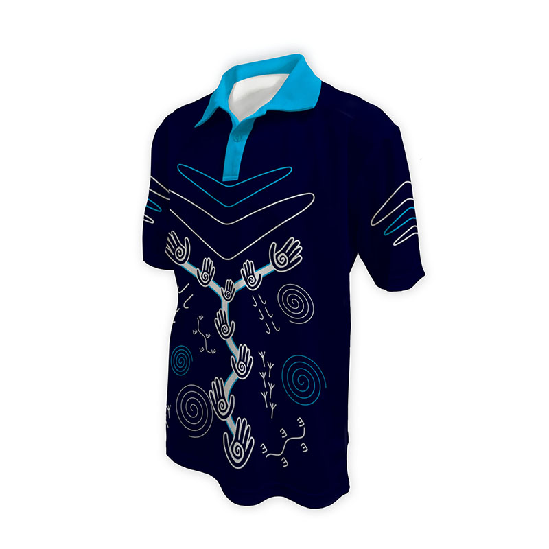 Indigenous Polo Design 14