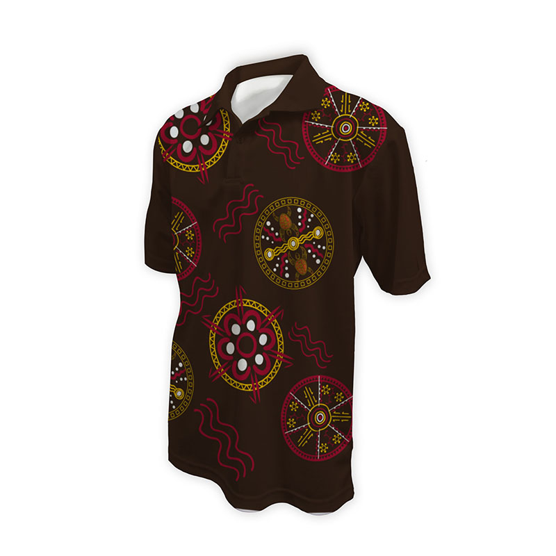 Indigenous Polo Design 16