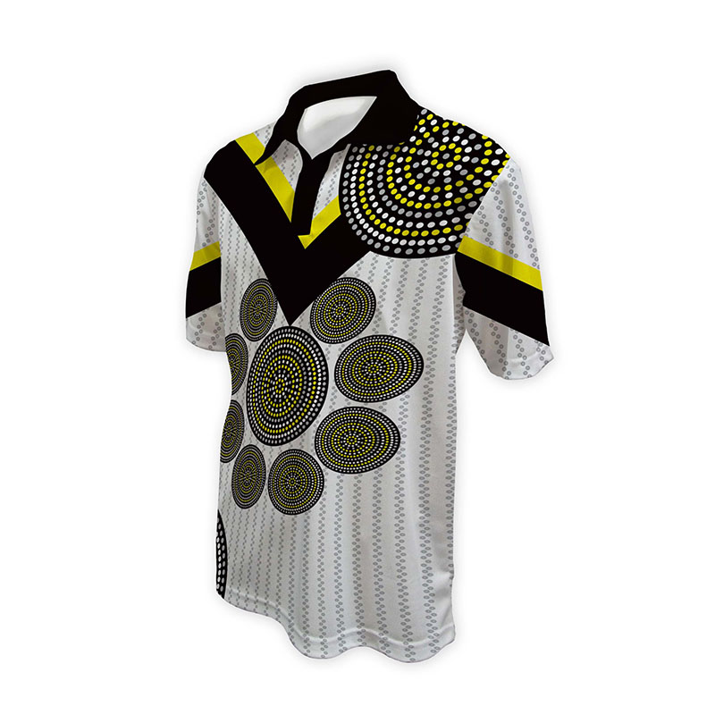 Indigenous Polo Design 20