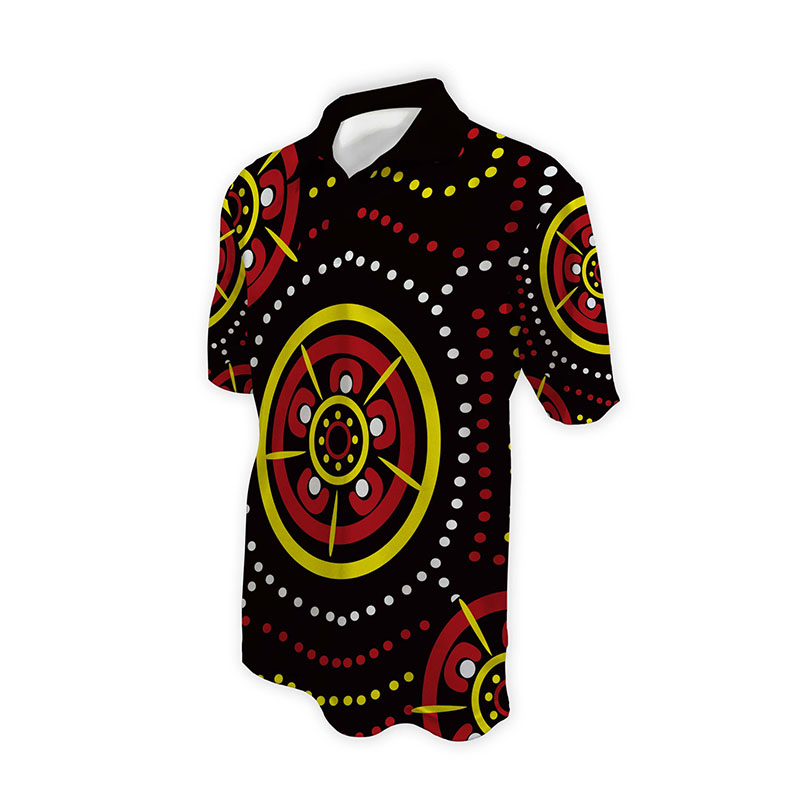 Indigenous Polo Design 21