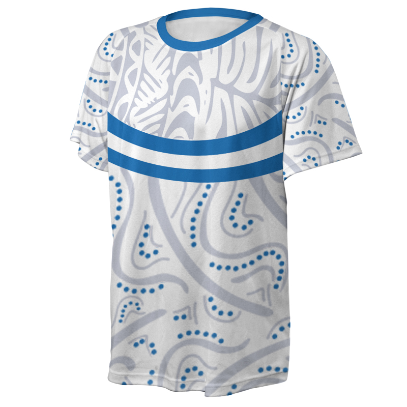 Indigenous Rugby Jersey - Design 1