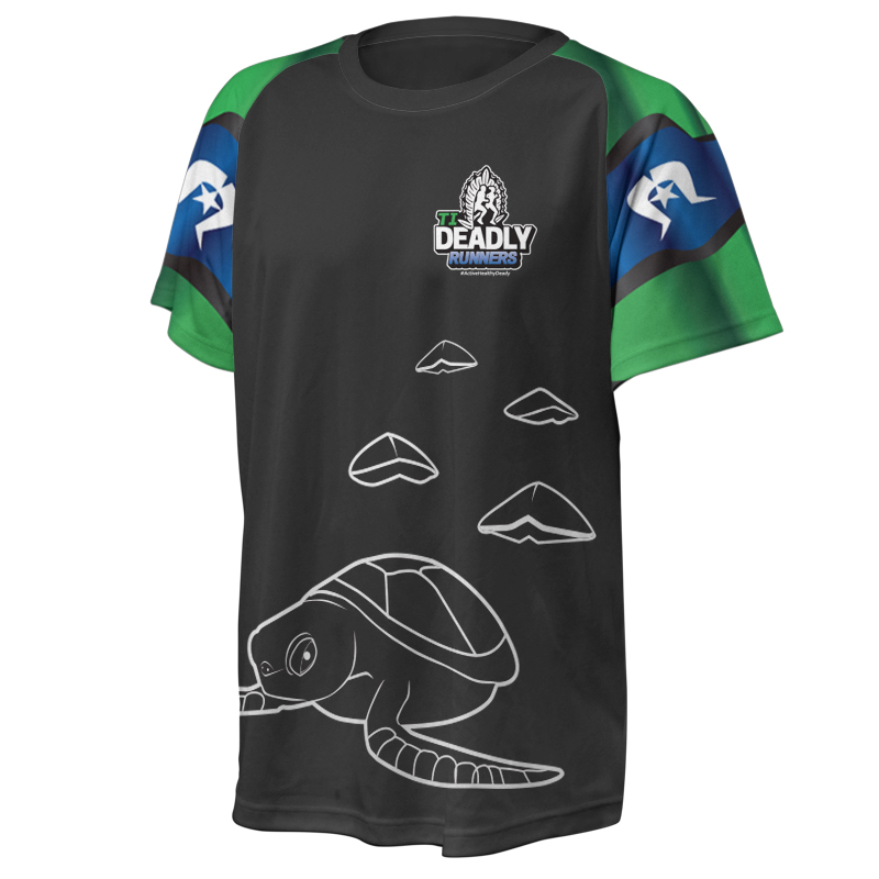 Indigenous Rugby Jersey - Design 2
