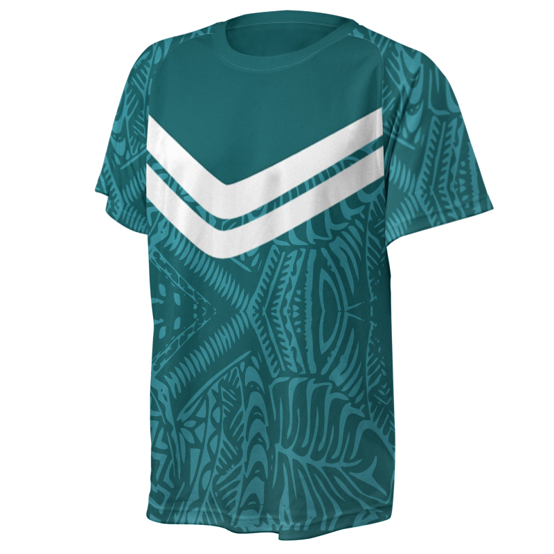 Indigenous Rugby Jersey - Design 3