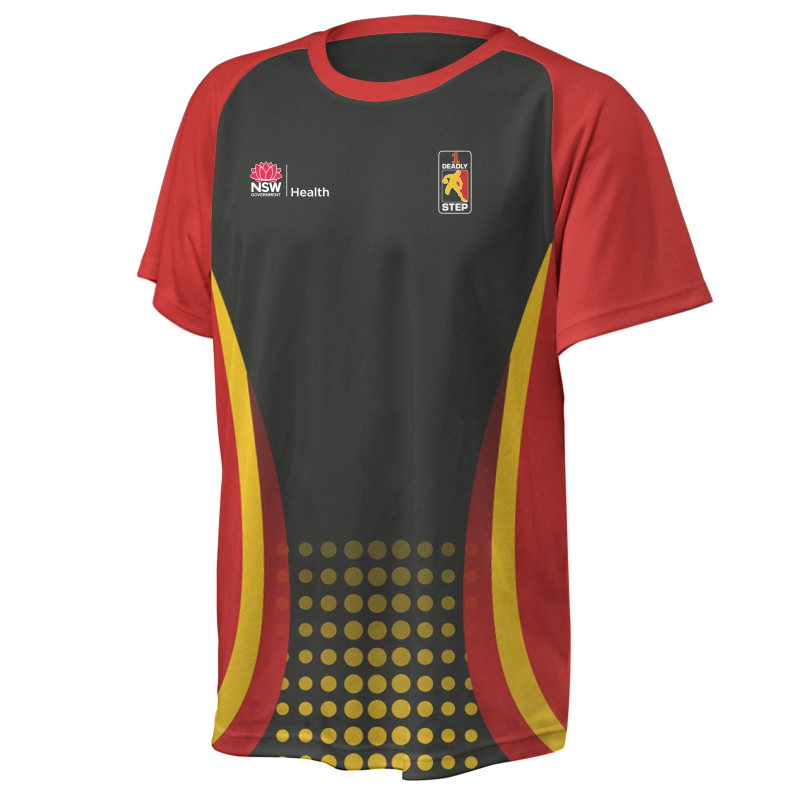 Indigenous Rugby Jersey - Design 4