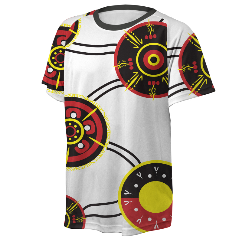 Indigenous Rugby Jersey - Design 5