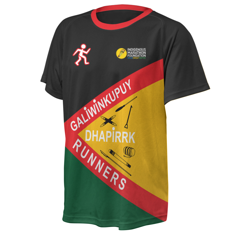 Indigenous Rugby Jersey - Design 6