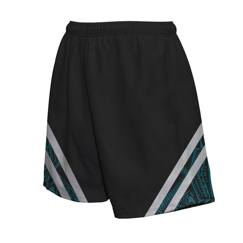 Indigenous Rugby Shorts - Design 3