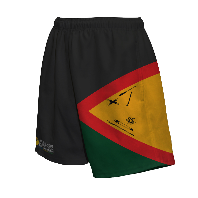 Indigenous Rugby Shorts - Design 6