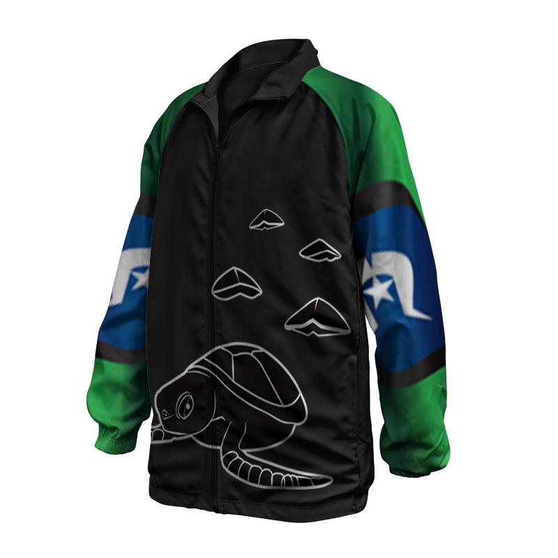 Indigenous Unisex Track Jacket - Design 2