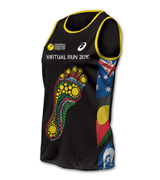 Ladies Indigenous Run Singlet 160x180