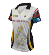 Women's Indigenous Sports Polo 160x180
