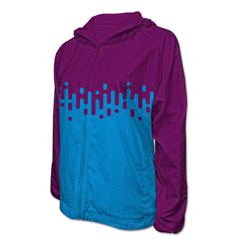 Gymnastics Team Jacket with Hood 020