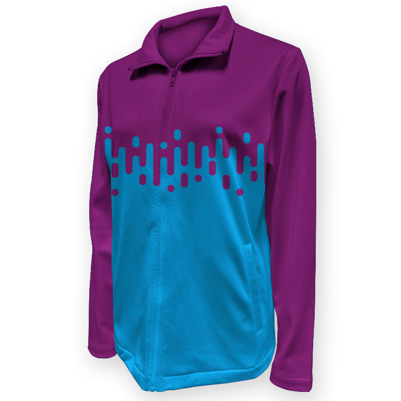 Gymnastics Warm Up Jacket 020