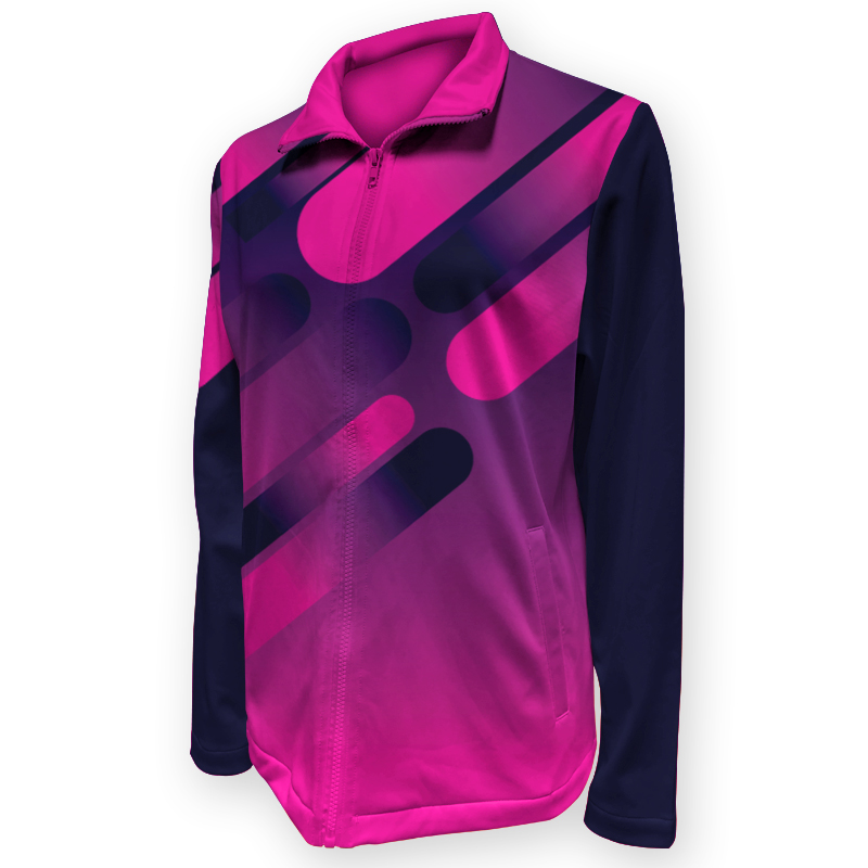 Gymnastics Warm Up Jacket 021