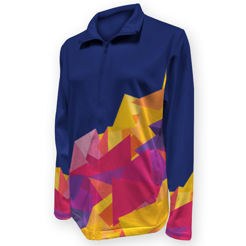 Gymnastics Warm Up Jacket 022