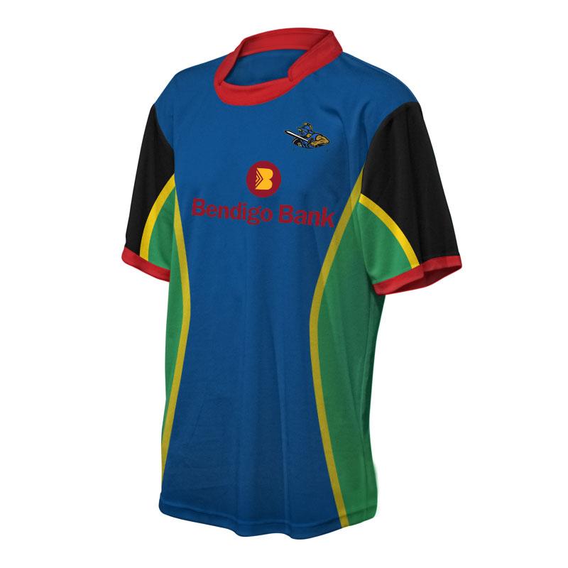 Elite Football Away Jersey - Design 3 - 800x800